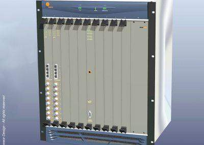 BigBand-Networks 2001 Broadband-hub Model BMR1200