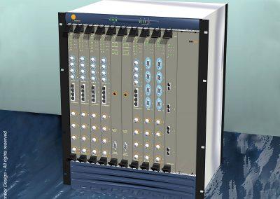 BigBand Networks 2001 Broadband hub Model BMR1200