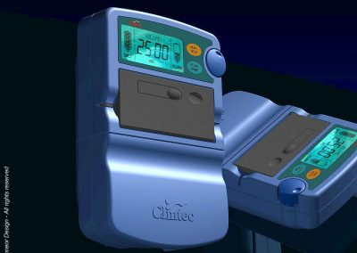 Caesarea-Medical 1996 Infusion pump