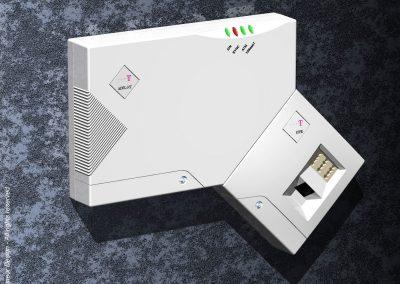 ECI 1998 ADSL NT modem
