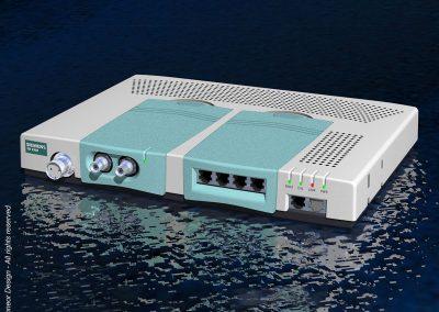 Floware 2000 Broadband system modular slots