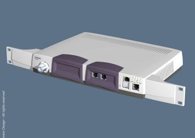 "Floware 2000 Broadband system, 19"" rack mount Model TS1300"