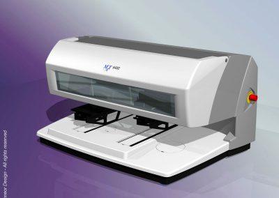 MAT 2003 Die-attach system Model 6400