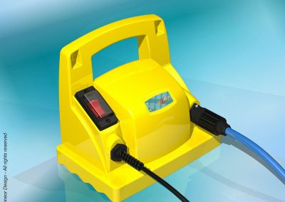 Maytronics 2002 power supply for pool cleaning robot