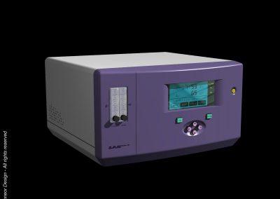 SPM 1999 Ozone-treatment system. Control unit
