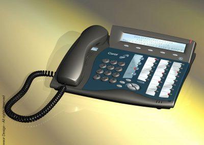 Tadiran-Telecom 1999 Phone system Model Coral FlexSet