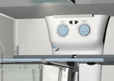 Tadiran 1998 Domestic Refrigerator control unit