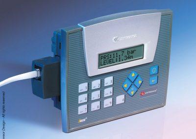 Unitronics 2007 PLC industrial controller Model Jazz