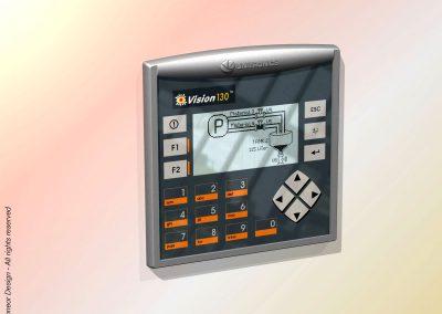 Unitronics 2007 PLC industrial controller Model Vision 130