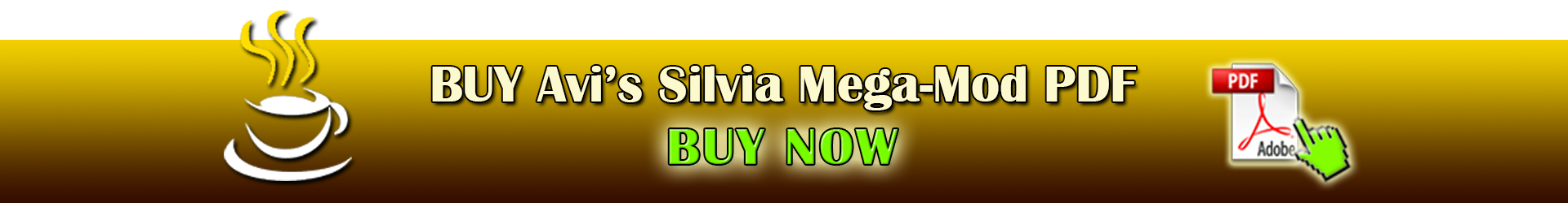 Silvia Mega-Mod Buy Now banner
