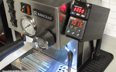 Rancilio Silvia Mega-Mod part 1 Introduction