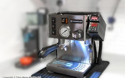 Rancilio Silvia Mega-Mod part 15 Acknowledgments