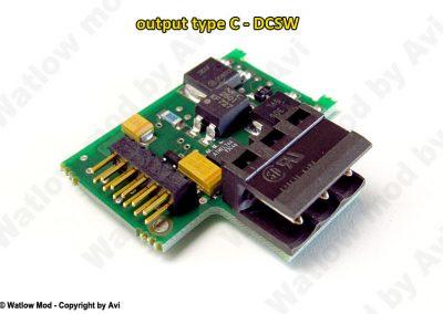 Watlow 96-97 type C - DCSW module image
