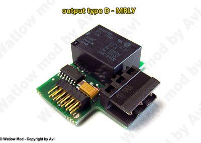 Watlow 96-97 type D - MRLY module image