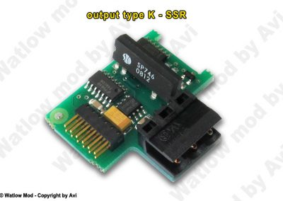 Watlow 96-97 type K - SSR module image