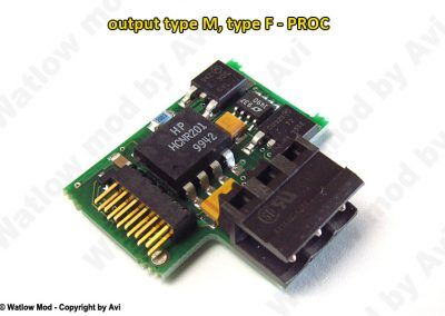Watlow 96-97 type M - PROC module