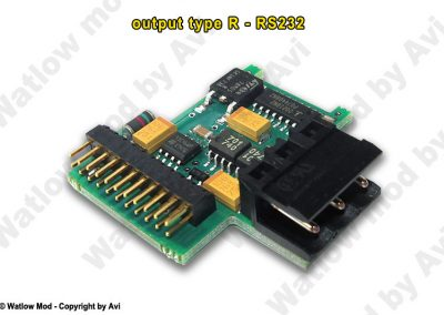 Watlow 96-97 type R - RS232 module