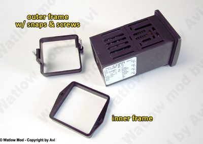 Watlow 96-97 panel mount parts image