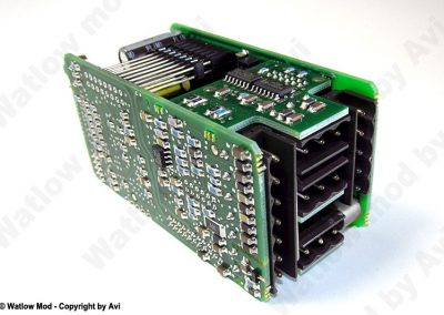 Watlow 96 Rear view of PCBs