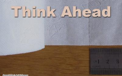 נייר טואלט – אלוהים נמצא בפרטים הקטנים