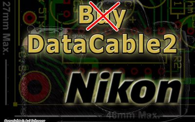 Buy DataCable-2 for Nikon cameras