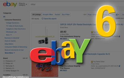 ערכים ודרישות בקהילת איביי eBay