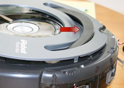 iRobot Roomba 9 beep fix image 6