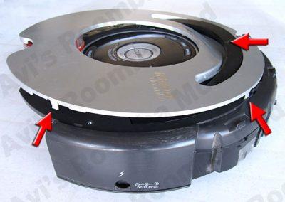 iRobot Roomba speaker fix image 8