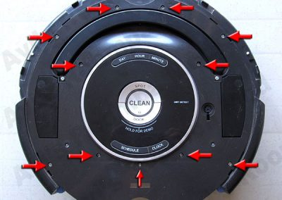 iRobot Roomba speaker fix image 9