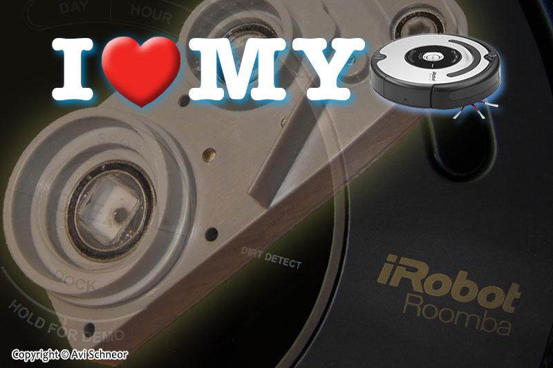 iRobot Roomba Gray CHM featured image