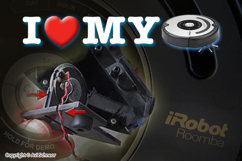 iRobot Roomba speaker fix featured image