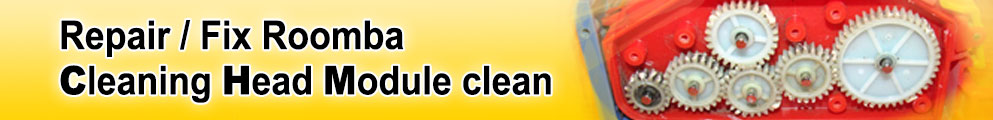 Avi's iRobot Roomba CHM cleaning banner
