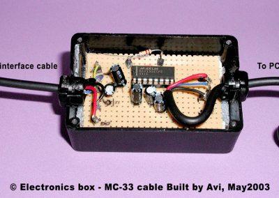 DataCable-1 electronics box