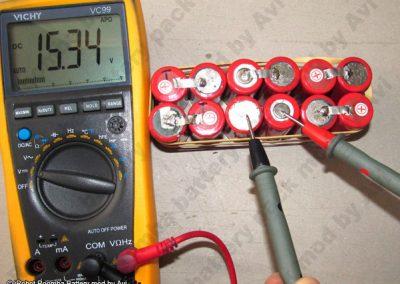 iRobot Roomba Battery rebuild image 10