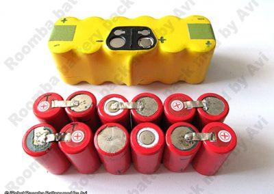 iRobot Roomba Battery rebuild image 3