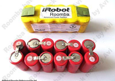 iRobot Roomba Battery rebuild image 4