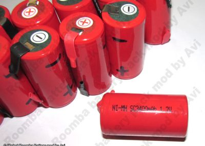 iRobot Roomba Battery rebuild image 8