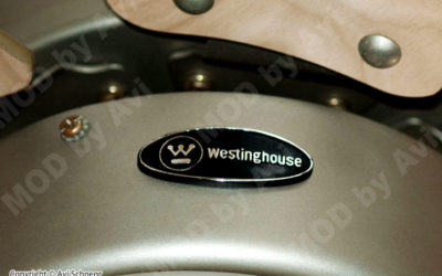Westinghouse fan repair and upgrade
