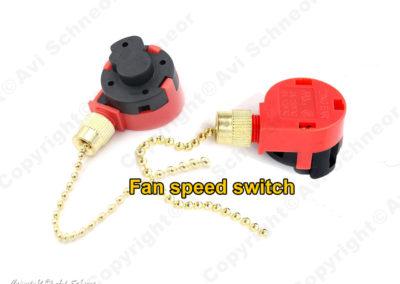 Fan's speed switch ZE-268S1