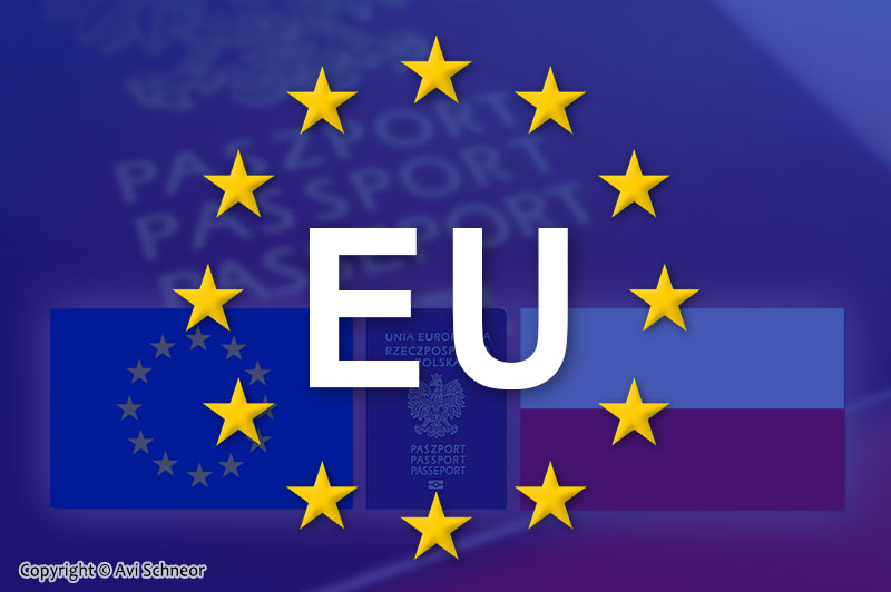 EU passport featured image