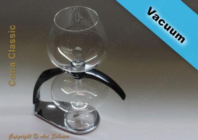 דוגמא למכשיר וואקום להכנת קפה Vacuum coffee maker