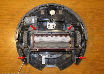 8xx CHM screws